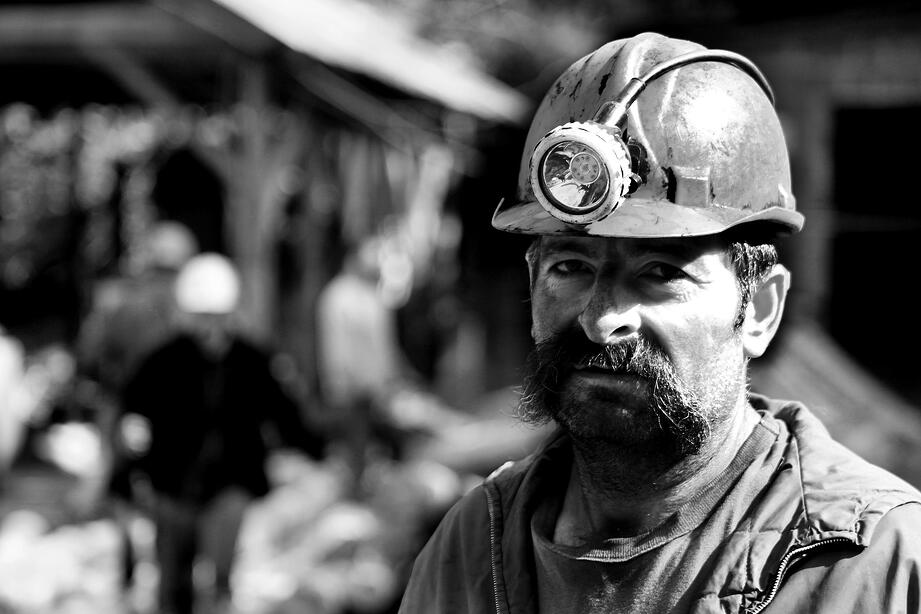 sad-miner