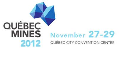 Québec Mines 2012