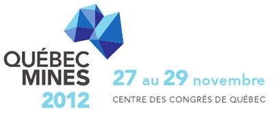 Salon Québec Mines 2012