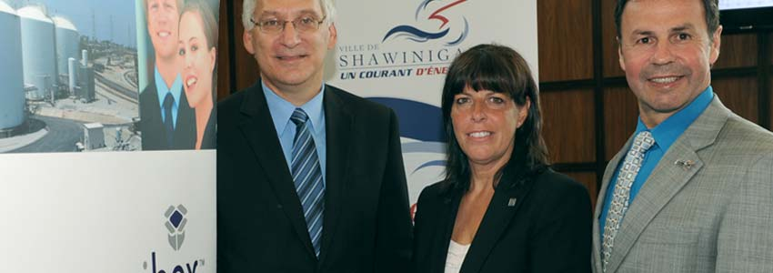 Shawinigan will be the first city to join Cognibox community for its contractors qualification