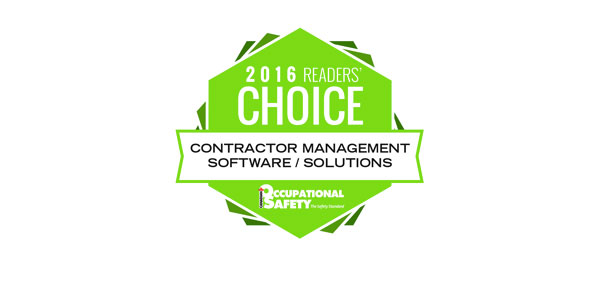 Cognibox Receives Readers' Choice Award for best Contractor Management Software Solution