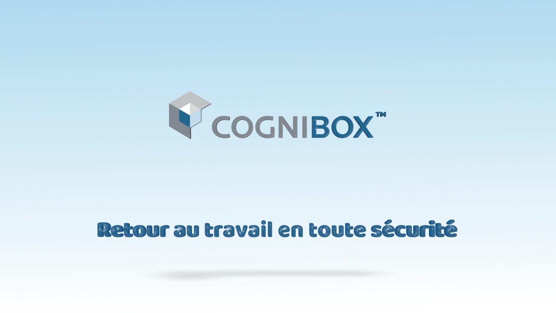 Cognibox annonce des outils de retour au travail pour aider les entreprises à réduire le risque de propagation de la COVID-19