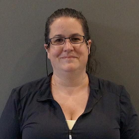 Renée Laliberté, LMS Project Manager